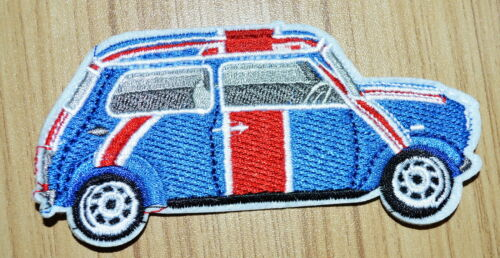 HOT SALE BRITISH FLAG CAR union jack AUTOMOBILE  Iron On patch