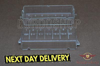 Ford Escort Capri Cortina Taunus Fuse Box  Cap
