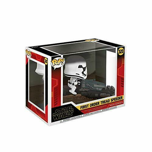 Funko 39915 POP Movie Moment Star Wars The Rise of Skywalker First Order Tre