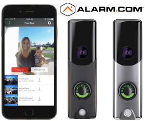 Alarm Com And Ring Doorbell