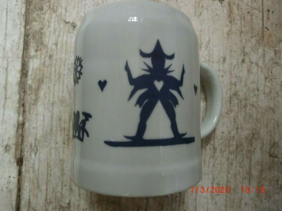 Porcelæn, H.C.Andersen krus, 1978