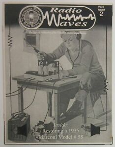1997-Radio-Waves-Vol-5-No-2-Canadian-Vintage-Radio-Society-Magazine
