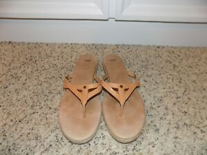 5efd3844bef UGG Annice Flip Flop Sandals in Size 11-EUC   eBay