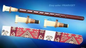 Details about DUDUK Apricot Wood +3 Reeds + National Case + from ARMENIAN  PROF