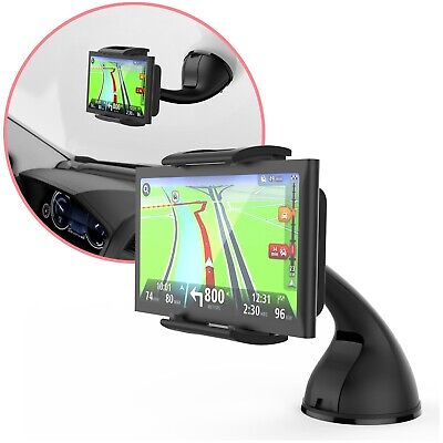 HR Richter Window Mount Halterung Halter passend für Medion mobile Navi Geräte