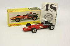 Dinky Toys France 1/43 - Ferrari F1 1422 + Boite