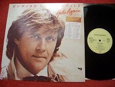 Howard Carpendale - Hello again      klasse German EMI  LP