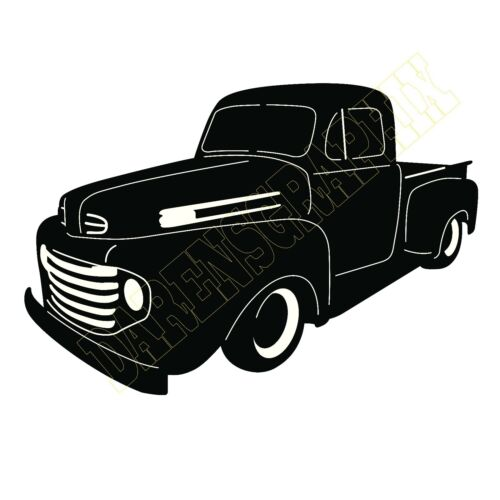 48 Ford Pickup
