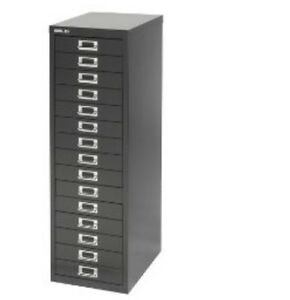 Captivating Image Is Loading BISLEY 15 MULTI DRAWER FILING CABINET BRAND NEW