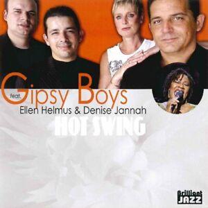 Gipsy Boys Feat. Jennah, Denise - Hot Swing CD #1989973