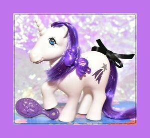 ❤️My Little Pony MLP G1 Vtg ITALY Italian Unicorn GLORY Euro Variant NIRVANA❤️