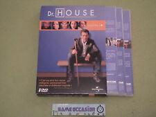 DR . HOUSE SAISON 1 SERIE TV UNIVERSAL HUGH LAURIE COFFRET 6 DVD