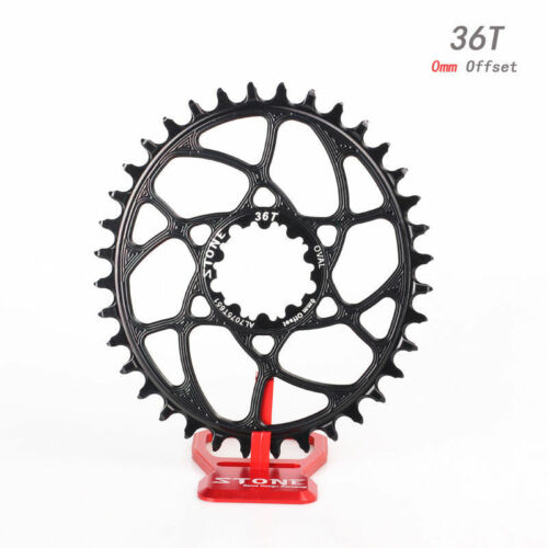 Oval Bicycle Chainring Direct Mount NW Chain Wheel 0mm Offset For  Sram BB30