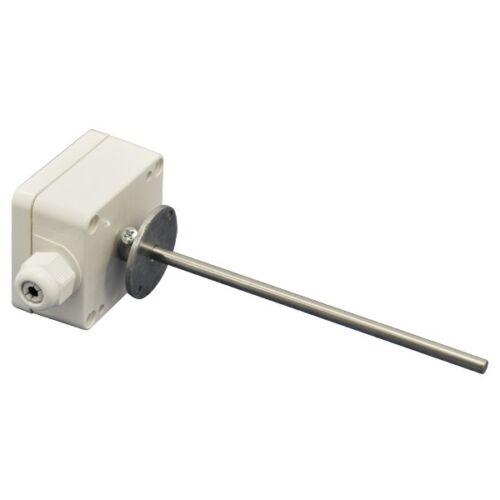 Kanalfühler termosensor con brida de montaje instalación longitud y sensor elegibles