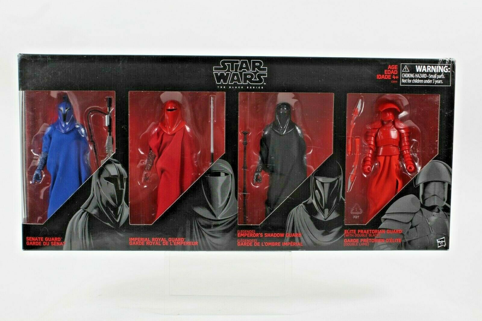 Star Wars NEW 2017 Guardians Of Evil 6  Figures Four Pieces 1007S
