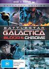 Battlestar Galactica - Blood And Chrome (DVD, 2014)