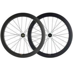 New Brake track carbon fiber road bike rim carbon bicycle rim 700C U shape 25mm