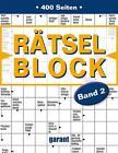 Rätsel Block 02 (2014, Taschenbuch)