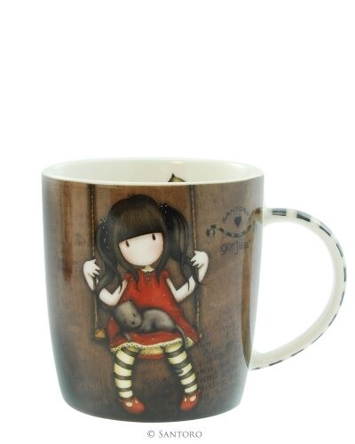 Santoro gorjuss Mug in a Gift Box - Various designs