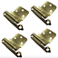 "Style Selections 2.75/"" X 2.13/"" Surface Self-Closing Cabinet Hinge 32136BBXLG"