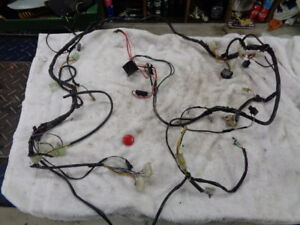 peugeot jetforce 125 50 scooter moped part wiring loom harness ebay rh ebay co uk