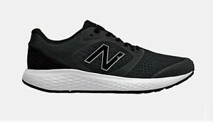 NEW-BALANCE-Fresh-Foam-520-V6-Scarpe-Running-Uomo-Neutral-BLACK-GREY-M520LK6