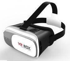 Virtual Reality VR Box II 3d Video Glasses Games Google Cardboard for Smartphone