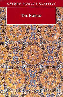 , The Koran (Oxford World's Classics), Very Good Book
