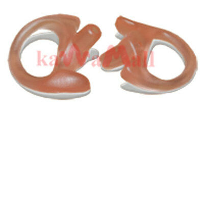 4X Small Left & Right Ear Lobe for Coil tube
