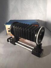 Fotografía Vintage Fuelle Plegable Accesorio cámaras macrophotography
