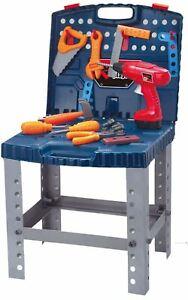 Soka 174 Super Tool Kids Boys Work Bench Diy Building Tools