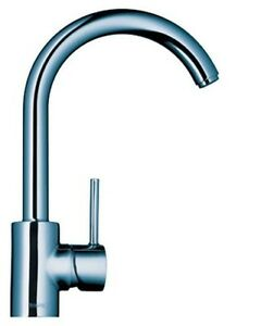 Hansgrohe Axor Kitchen Faucet Polished Chrome 14870001 Ebay