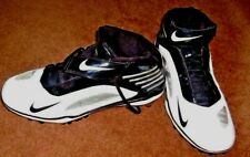 027a2318051 Nike Air Zoom Vapor Jet 4.2 Mens Size 16 Black White Football Cleats ...