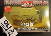 1/72 Czechoslovakian / German / Polish Praga Rv Army Truck - First To Fight 030