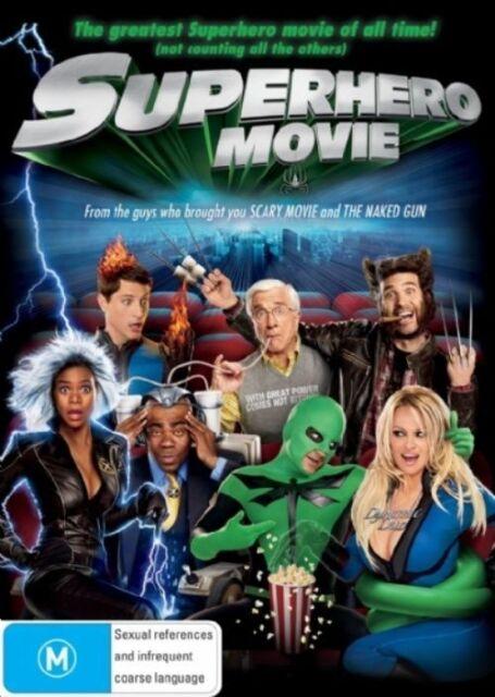 Superhero Movie (DVD, 2008)#67