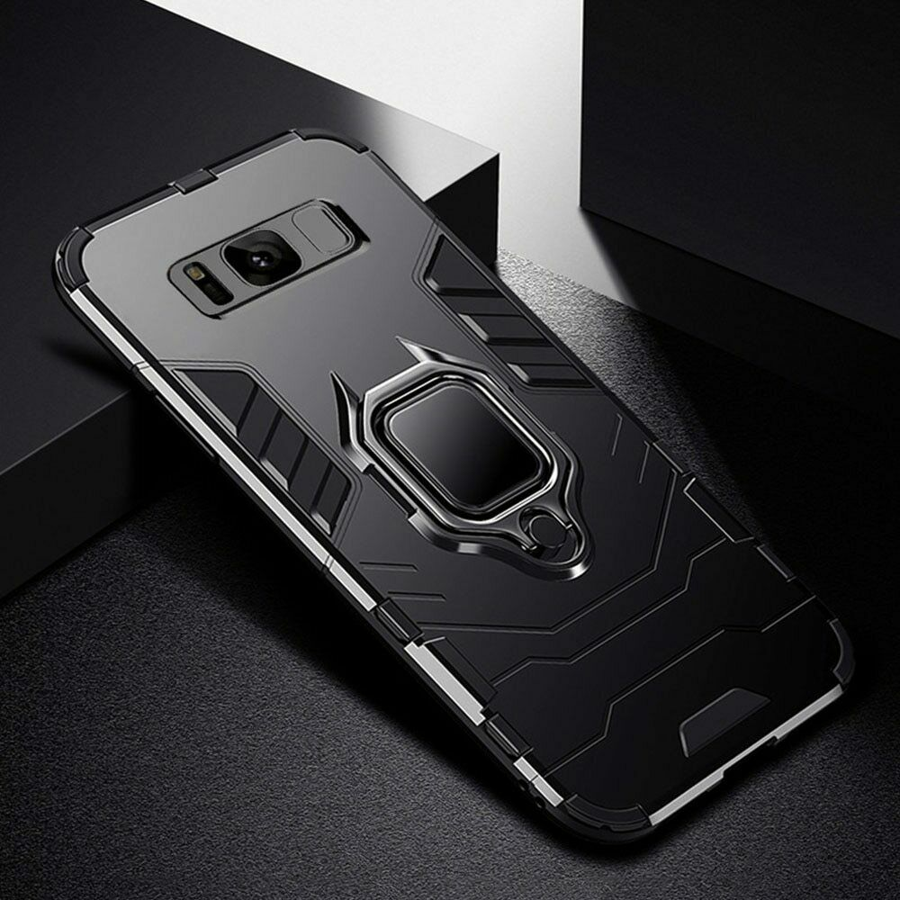 Car Magnetic Adsorption Phone Case For Samsung Galaxy S