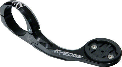 New K-edge Pro Garmin Xl Handlebar Mount: 31.8mm Black Puede Ser Repetidamente Remoldeado.