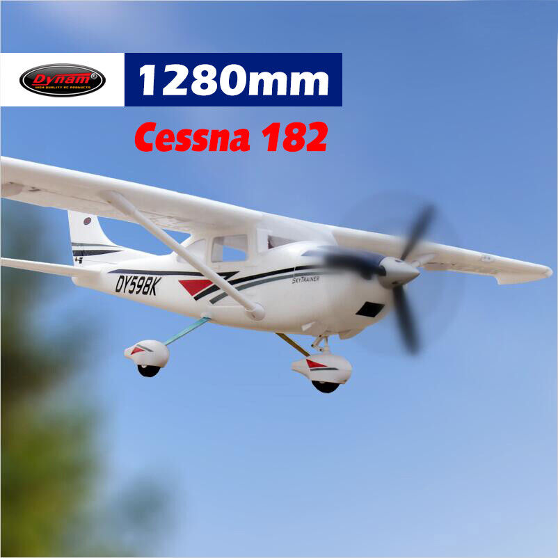 Dynam C-182 Sky Trainer 1280mm Wingspan - PNP