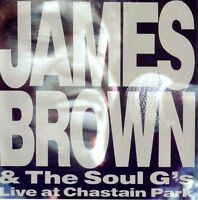 James Brown Live at Chastain Park (1988, & The Soul G's) [CD]