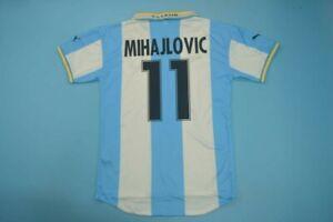 Maglia Lazio vintage Mihajlovic 2000/1999 serie a Retró scudetto Italia roma