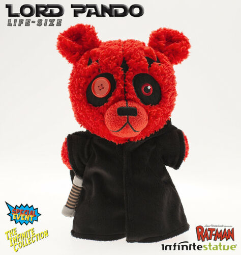 INFINITE STATUE RAT-MAN Life-Size The Infinite Collection Lord Pando Peluche