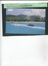 P029 # MALAYSIA PICTURE POST CARD * MUTIARA FLOAT