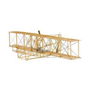 The-Flyer-1903-Messing-1-72-Aerobase-A003-Modellflugzeug-Modell-Bausatz