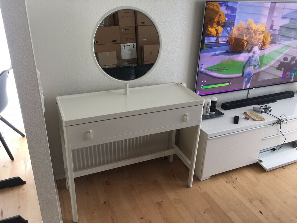 Sminkebord, Ikea Vinstra