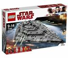 LEGO STAR WARS FIRST ORDER DESTROYER 75190