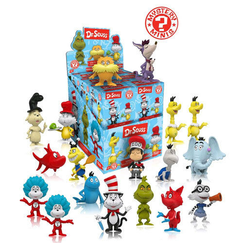Dr Seuss - Mystery Minis Blind Box - Set of 12 NEW Funko