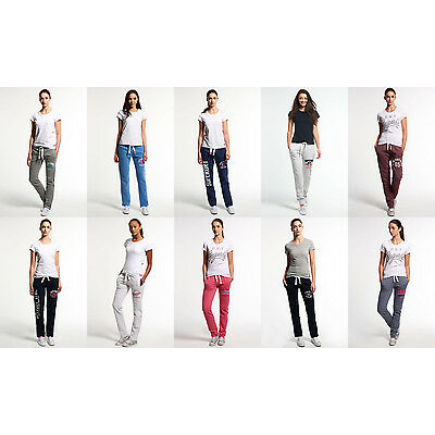 Women's Superdry Joggers in Various Styles and Colours