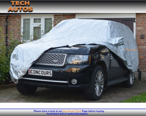 Lightweight Car Cover Water Resistant Mystere Porsche Cayenne Up to 2017