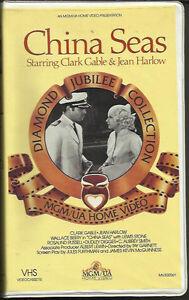 China-Seas-VHS-Original-MGM-UA-Clamshell-Release