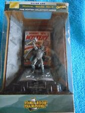 NIP THOR Silver Age Limited No. 2 Marvel Comics Fine Pewter Collector's Series